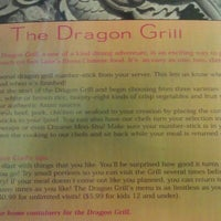 Photo taken at Charlie Chow's Dragon Grill by Dave W. on 5/8/2012