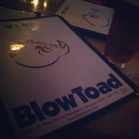 Photo taken at BlowToad by Kevin B. on 7/6/2012