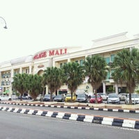 Photo taken at Village Mall by Hafifi I. on 8/23/2012