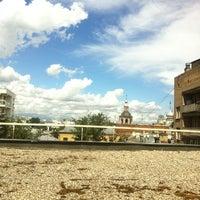 Снимок сделан в Подсосенский переулок пользователем Kristina Marselevna 6/29/2012