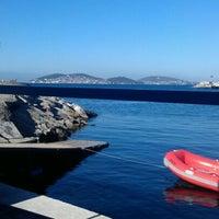 Photo taken at Dragos Marina by Duygu C. on 8/30/2012