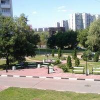 Photo taken at Московская банковская школа by VerNik on 7/31/2012