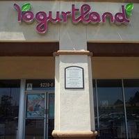 Photo taken at Yogurtland by Aimee J. on 5/16/2012