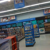 Photo taken at Walmart by Michael T. on 9/17/2011