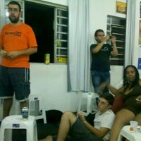 Photo taken at Sede do PSOL Curitiba by Peterson P. on 12/20/2011