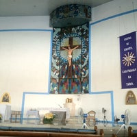 Photo taken at Our Lady Of Fatima Parish by Joseph S. on 4/5/2012