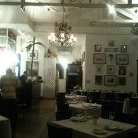 Photo taken at Restaurante Capim by Jack B. on 6/2/2011