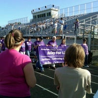 Photo taken at Elkton High School by Melissa D. on 6/3/2011