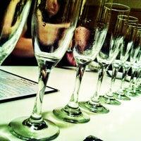 Photo taken at Shout! Restaurant & Lounge by Elizabeth B. on 4/15/2012