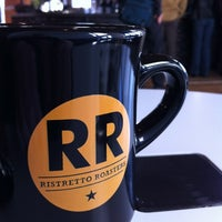 Photo prise au Ristretto Roasters par tigger le1/8/2012