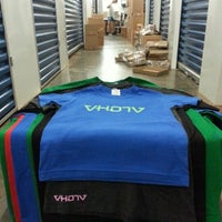 Photo taken at Hawaii Self Storage by VH07V A. on 8/28/2012