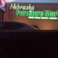 Photo taken at Nebraska Furniture Mart by Rodney S. on 2/19/2012