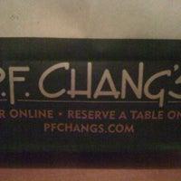 Photo taken at P.F. Chang's by Daniel E. on 6/4/2011