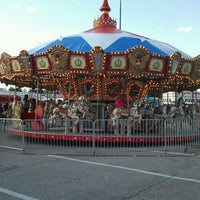 Photo taken at York Fairgrounds & Expo Center by Victoria H. on 9/10/2012