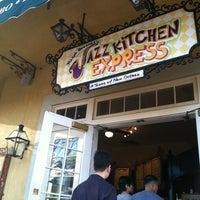 Photo taken at Ralph Brennan's Jazz Kitchen by Vanessa Z. on 7/17/2011