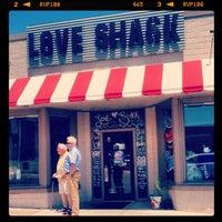 Photo taken at Love Shack by Matt K. on 8/9/2012