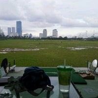 Photo taken at GB Golf by Byoung Hyun P. on 7/1/2012