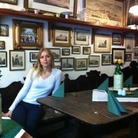 Photo taken at Alt-Berliner Wirtshaus by Borovikov S. on 5/7/2012