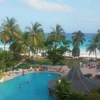 Photo taken at Accra Beach Hotel & Spa by Diana on 6/9/2012