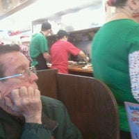 Photo taken at Waffle House by Richard M. on 12/25/2011