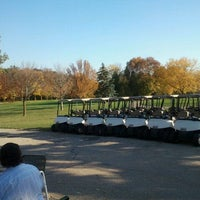 Photo taken at Petrifying Springs Golf Course by John K. on 10/8/2011