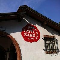 Photo taken at Latte Sano Ritiro Premi by Massimo C. on 1/28/2012