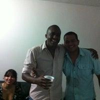 Photo taken at Club del Colegio de Abogados by Jose Manuel A. on 4/22/2012