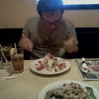Photo taken at Puccini's Smiling Teeth by Jeremey H. on 10/8/2011