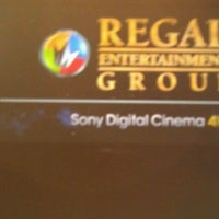 Photo taken at Regal Cinemas Oviedo Mall 22 by David B. on 3/27/2012
