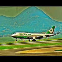 Photo taken at Chek Lap Kok 赤鱲角 by Stupe on 6/22/2012