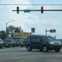 Photo taken at US 1 & King Street by Kelly W. on 9/17/2011