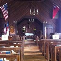Photo taken at Chapel Of The Cross by Gene K. on 5/6/2012