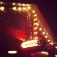 Photo taken at Banger's Sausage House & Beer Garden by Chris G. on 9/8/2012