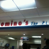 Photo taken at Domino's Pizza by Arturo C. on 11/13/2011