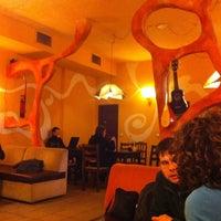Photo taken at Hostel Mostel by Dieter Z. on 4/2/2011