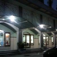 Photo taken at Masjid At-Taqwa, HR MUHAMMAD by David T. on 10/23/2011