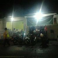 Photo taken at WARUNG POJOK SPESIAL PENYET by Dimas A. on 1/6/2012