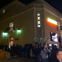 Photo taken at Cine Albéniz by Diego S. on 3/15/2012