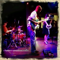 Photo taken at World Cafe Live at the Queen by Rod K. on 9/18/2011