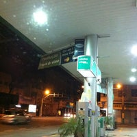 Photo taken at Posto BR - Jurema by Anderson D. on 5/9/2012