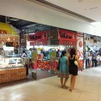 Photo taken at Takoyaki @ Queensbay Mall by Mustaqim J. on 8/24/2012