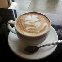 Photo taken at Caffè Vero by Jennifer C. on 6/12/2012