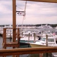 Photo taken at Fishbar on the Lake by Maribel M. on 7/8/2012