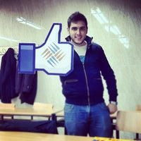 Foto tomada en Universidad Francisco de Vitoria (UFV) por Javier M. el 2/17/2012