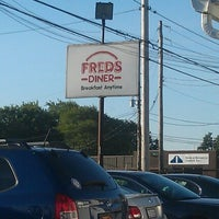Photo taken at Fred's Diner by Connie F. on 6/15/2012