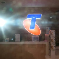 Photo taken at Telstra Shop by Lyon N. on 9/23/2011
