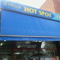 Photo taken at Seymour Hot Spot by Kay E. on 10/2/2011