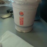 Photo taken at Burger King by Larrietta G. on 9/6/2012