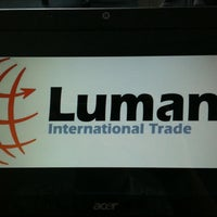 Photo taken at Lumann Comércio Internacional e Assessoria Ltda by Lucas P. on 11/9/2011