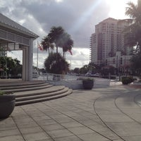Photo taken at Esplanade Park by Henrique d. on 2/1/2012